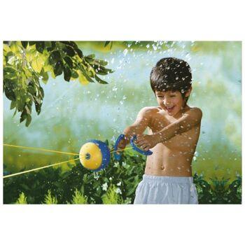 27-45199, Wasserball Spiel Spritziges Reaktionsspiel