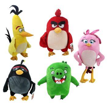 27-31444, Plüsch Angry Birds Movie 55 cm, Spieltier, Kuscheltier, Plüschtier