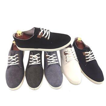 Herren Sneaker Schnür Schuhe Schuh Shoes Sportschuhe Freizeit Schuh nur 9,90 Euro