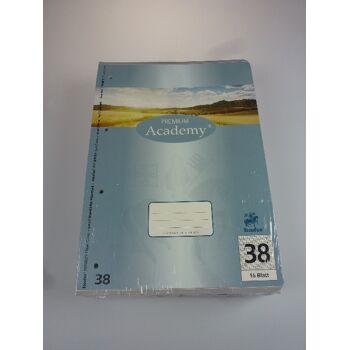 12-10338, Staufen PREMIUM Schreibhefte A4 Nr. 38, karriert, Umschlag abwischbar