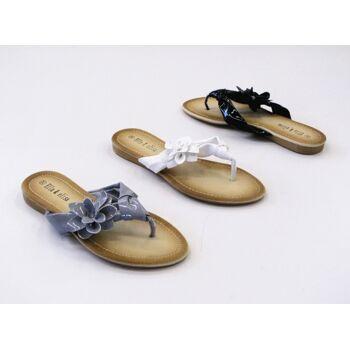 Damen Woman Sandalen Sandaletten Slipper Schuhe Sommer nur 5,80 Euro