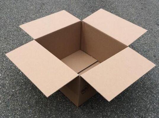 Kartons 1-wellig  Innenmaße LxBxH 410x390x250mm