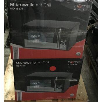 MIKROWELE MIT GRILL 25l MD-15631