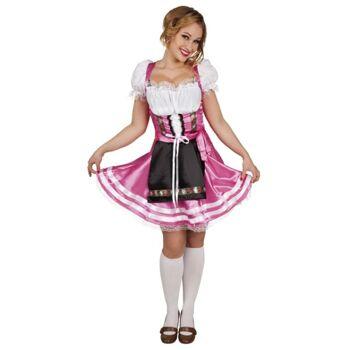 27-55137, Kostüm - superluxe Helena Oktoberfest Fasching, Karneval, Oktoberfest, PArty, Event