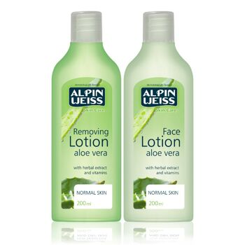 Removing Lotion aloe vera, Make-up-Entferner Lotion