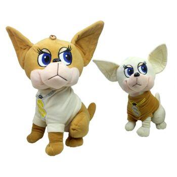27-31399 , Plüschhund Chihuahua 40 cm