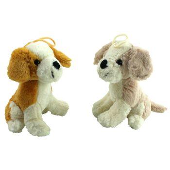 27-24740, flauschiger Plüschhund 20 cm