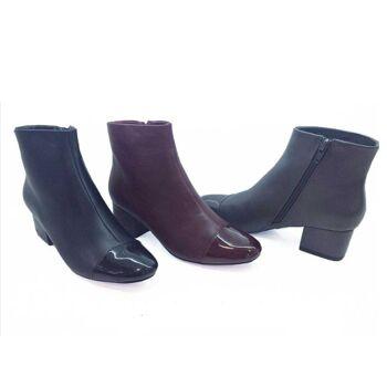 Damen Women Stiefel Boots Schuhe Shoes Stiefeletten nur 16,90 EUR