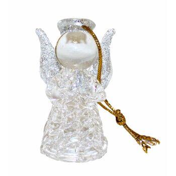 Glasfiguren Engel 6er Set
