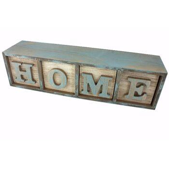 HOME Kasten mit Schubladen