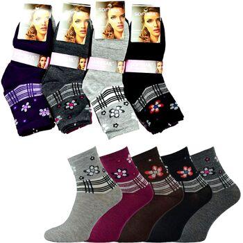 Damen Socken Strümpfe Mix Gr. 35-41 je 0,39 EUR
