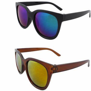 Sonnenbrille Agent Verspiegelt Sommer Fun Brille