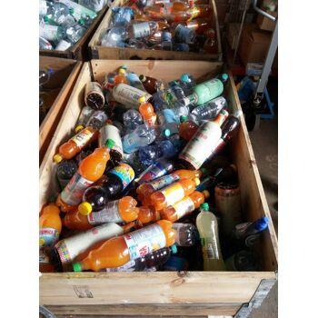 12-10120, Getränkepaletten ca. 300 Flaschen, viele Markenprodukte dabei - TOP AKTIONSPOSTEN