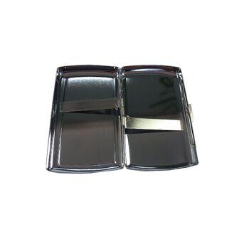 12-40447457, Metall Zigaretten Etui