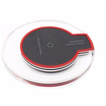 Wireless Ladegerät Ultra slim Drahtloses Induktive Ladestation