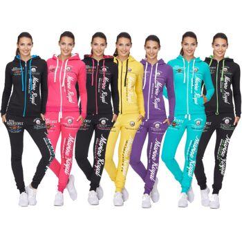 Damen Jogging Anzug Sportanzug Trainingsanzug Trainingsjacke Jogginganzug - 15,90 Euro