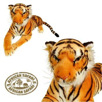 10-122150, RIESEN Plüsch Tiger
