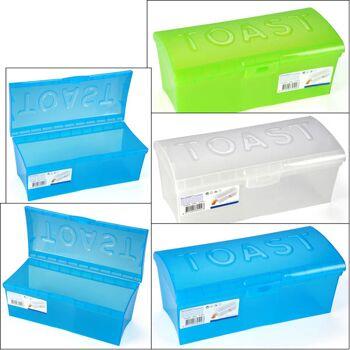 28-394003, Aufbewahrungsbox für Toastbrot, mit Aufschrift