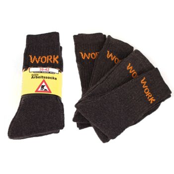 Herren Men Socken Arbeitsocken Strümpfe Socks Baumwolle - 0,85 EUR