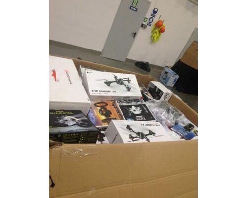 Drohnen Markenprodukte Mischpaletten: DJI, Yuneec, Parrot