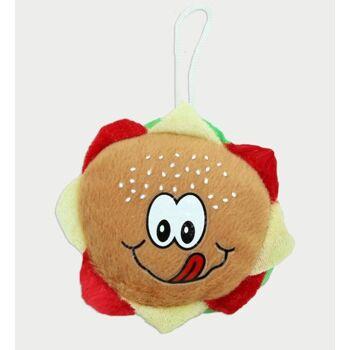 27-21595, Plüsch Hamburger
