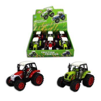27-45969, Farmer Traktor mit Antrieb, Bauernhof