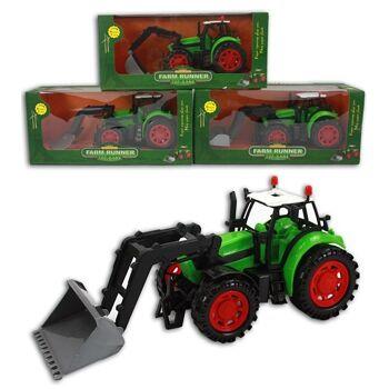 27-46927, Farmer Traktor 25 cm, mit Antrieb