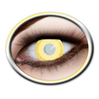 27-52529, Kontaktlinsen Paar, 3 Monatslinsen in Schachtel, Farbe: Avatar