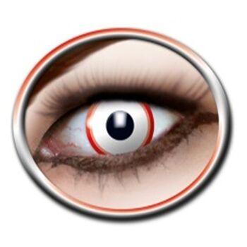 27-52525, Kontaktlinsen Paar, 3 Monatslinsen in Schachtel Farbe: Saw++++