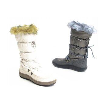 Damen Stiefel Schnee Boots Schuhe Shoes Schuh Fell - 10,35 EUR