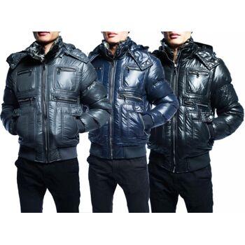 Herren Winter Jacke Mantel Übergangsjacke Jacken Winterjacke - 15,90 EUR