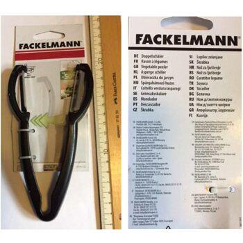 12-419796, Fackelmann Doppelschäler