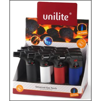 28-493751, Flambierer  Universalbrenner Jet Flame, mit Kindersicherung, stufenlose Flammenregulierung