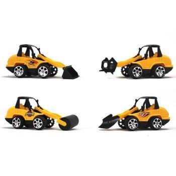 27-42201, Baustellenfahrzeuge mit Antrieb Bagger, Raupe, Radlader, usw