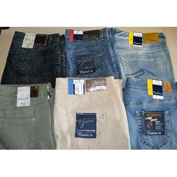 Gardeur Damen Stretch Jeans Hosen 42 Stück, Paket 99
