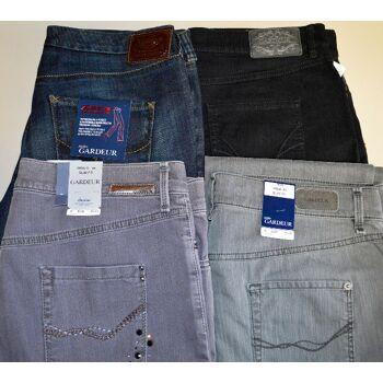Gardeur Damen Stretch Jeans Hosen 20 Stück, Paket 100