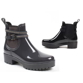 Damen Stiefel Boots Schuhe Shoes Stiefeletten Trend - 15,90 EUR