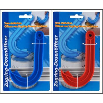 28-026392, Zugring-Dosenöffner, für Konservendosen mit Zugring, auch für Fischkonservendosen