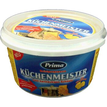 Prima Küchenmeister Reinigungspaste 200 gr.  - MADE IN GERMANY-