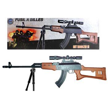 27-60361, Softair Gewehr 92 cm Kugelgewehr mit Bullet Munition