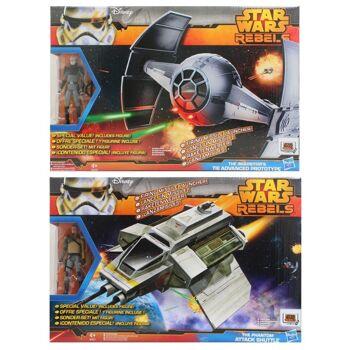 27-51748, HASBRO Star Wars Rebels Figure and Vehicle