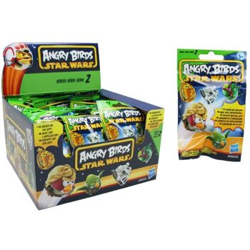 27-83014, Star Wars Angry Birds Blind Bag, Sammlerartikel