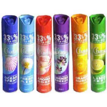 12-2764248, Raumspray Zitrone Lemon 300ml, Lufterfrischer, Duftspray