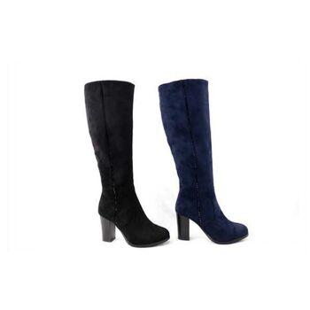 Damen Stiefel Boots Schuhe Shoes Overknee Absatz Stiefeletten - 22,90 Euro