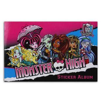 27-42973, Monster High Sticker-Sammelalbum