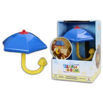 27-43255, TTC Learn & Fun Badewannen Regenschirm 23 cm