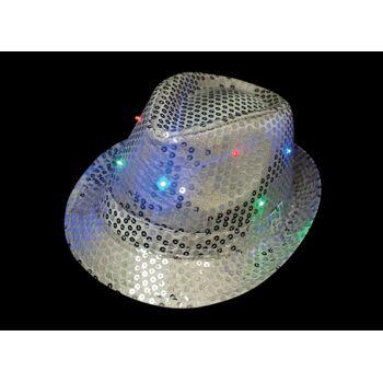 Partyhut / LED Hut / Flashing Hut / Silvesterhut / Silvester /  Hut / Karneval /  Fasching / Kioskware/ Zubehör für Konzerte /  Partys und Kinderball