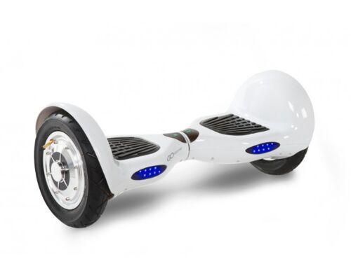 Goclever Cityboard S10 weiß Balance Board E-Board SUV 10 Zoll Elektroboard Electro Board Scooter