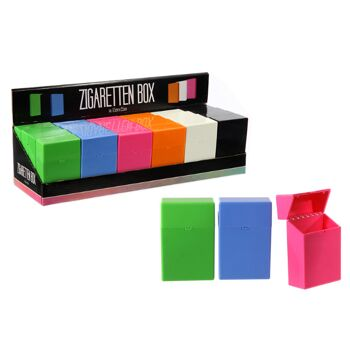 12-61122, Automatik Zigaretten Box, Zigarettenetui, Zigarettenschachtel