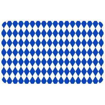17-41974, Melamin Frühstücksbrettchen Bayerndesign, Bayerraute, Schneidbrett